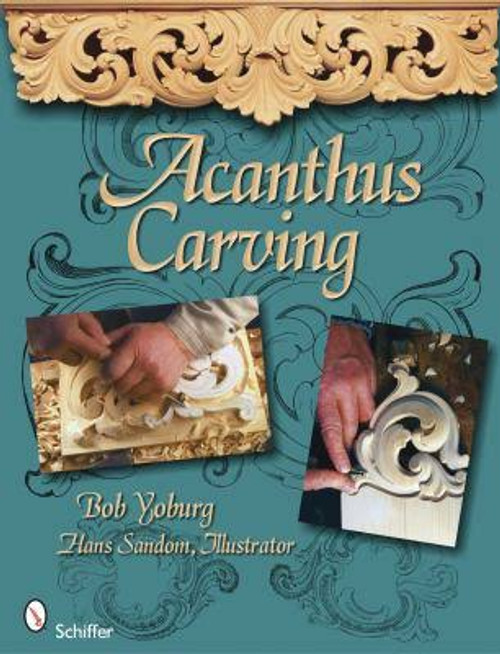 Acanthus Carving and Design contains images of decorative  wood working embellishments.