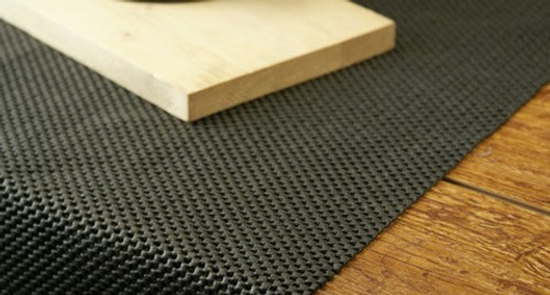 The Carver's Mat is rubber like anti slip wonder mat.