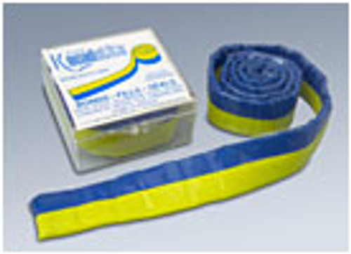 Kneadatite Epoxy Tape Blue/Yellow.