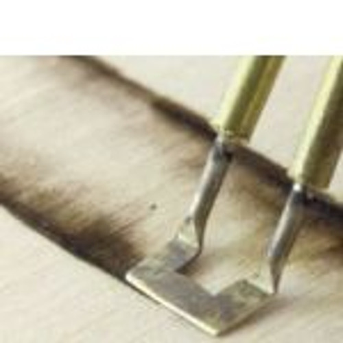 Razertip Chisel Shading Pyrography Tip Heavy Duty Large.