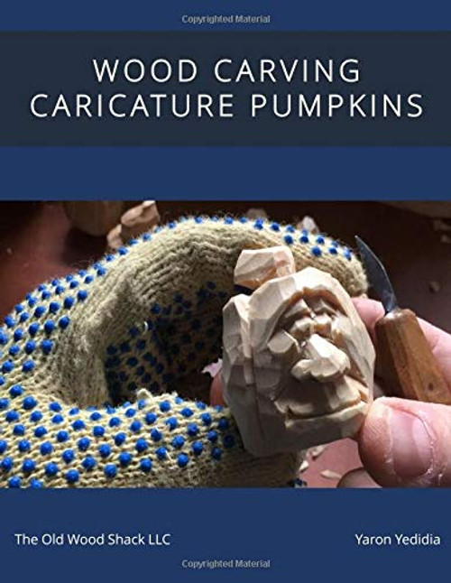 Wood Carving Caricature Pumpkins front cover
