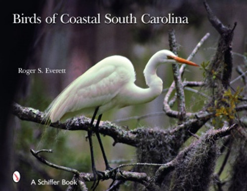 Birds Of Coastal South Carolina showing the cover with a bird on front.