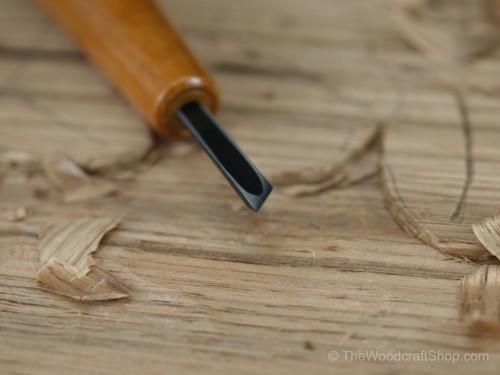 Power Grip 5.0mm Skew Chisel