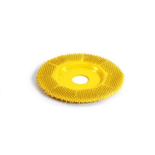 SaburrTooth 2 x 3/8  Bore Flat Grooving Wheel (Fine Grit).
