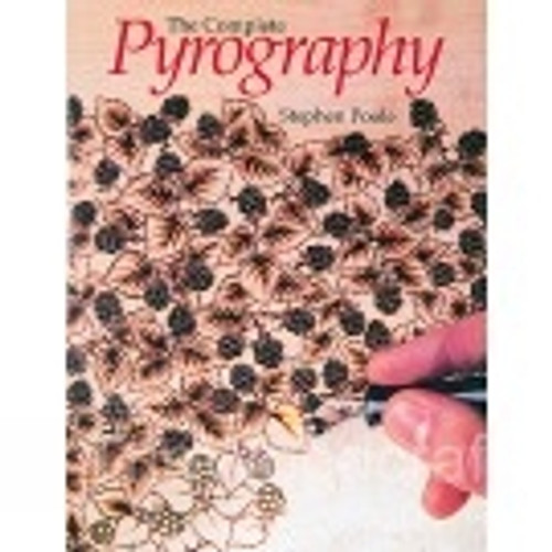 THE COMPLETE PYROGRAPHY BOOK- POOLE