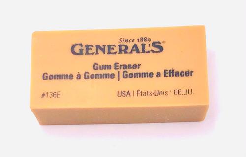 Traditional Gum Eraser