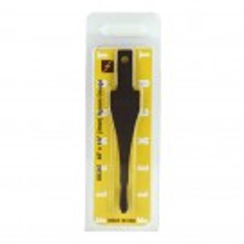 """Flexcut 1/8"""" x 45° Spoon V-Tool Blade"""