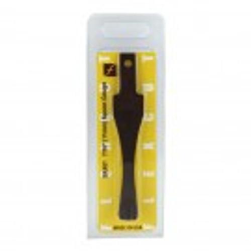 """Flexcut Interchangeable 7/16"""" (11mm) Spoon Gouge shown in it's packaging."""