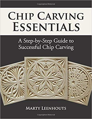 Artistry in chip carving a lyrical style by craig vandall stevens
