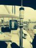 LED Stern Light - USCG Certified on customer's boat