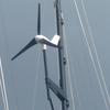 MK4+ on Marine Kinetix Wind Generator custom Mizzen Mast Mount