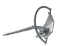 8lb - 175lb Mantus Anchor - Galvanized Steel