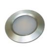Silver Bezel - 12V/24V LED down light