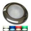 Recessed Color Changing LED Cockpit Light | W - B - R - G