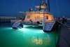 18W, 6-LED Underwater Light for Boat   Marine Use