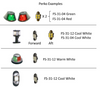 Perko Bulb Selection Guide