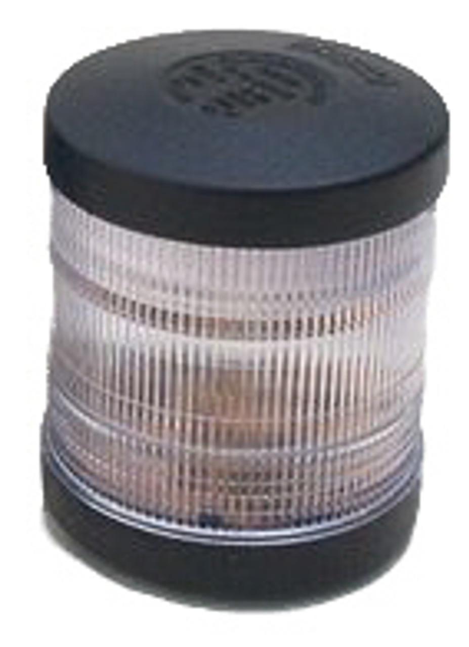 Aqua Signal Series 25 fixture uses the Marinebeam LED bulb