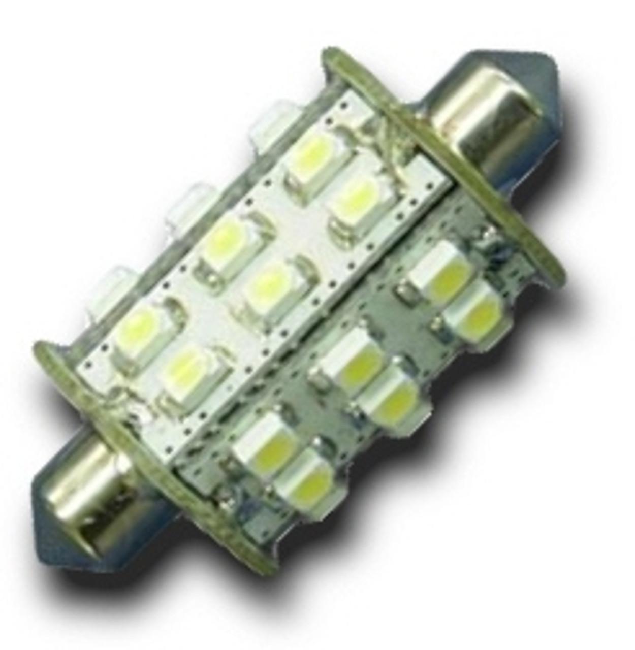 AQUASIGNAL 44 Stern Light LED Black 10-30V