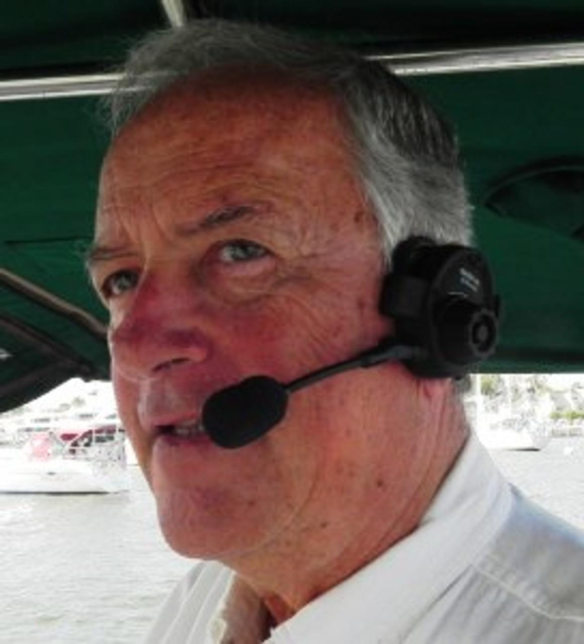 Wireless Headset Communication On-Board