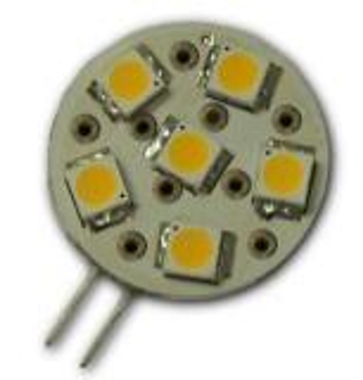 6 LED Side Mount G4.  Replaces 10W halogen - previous model