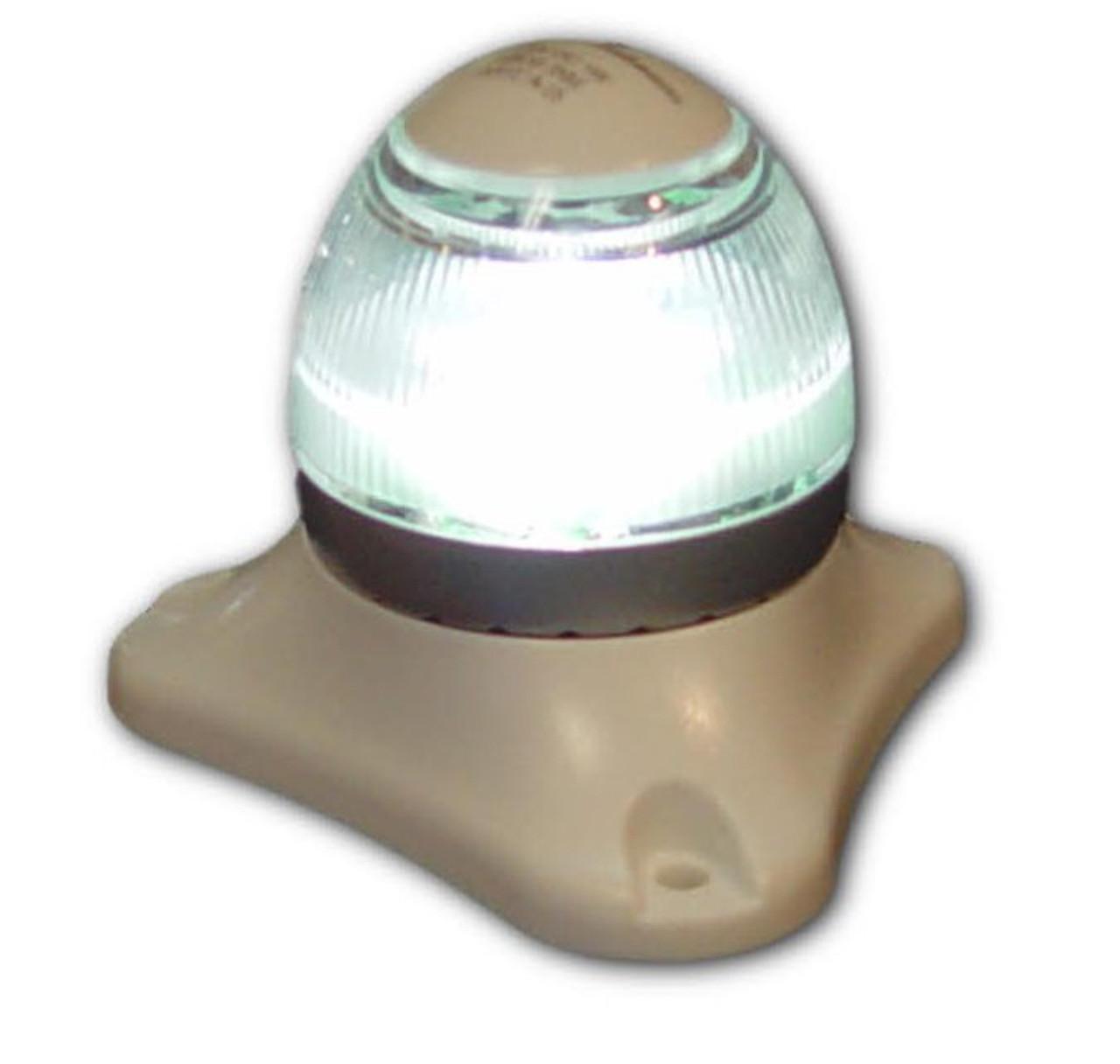 LED All-Around Anchor Light - White Hsg