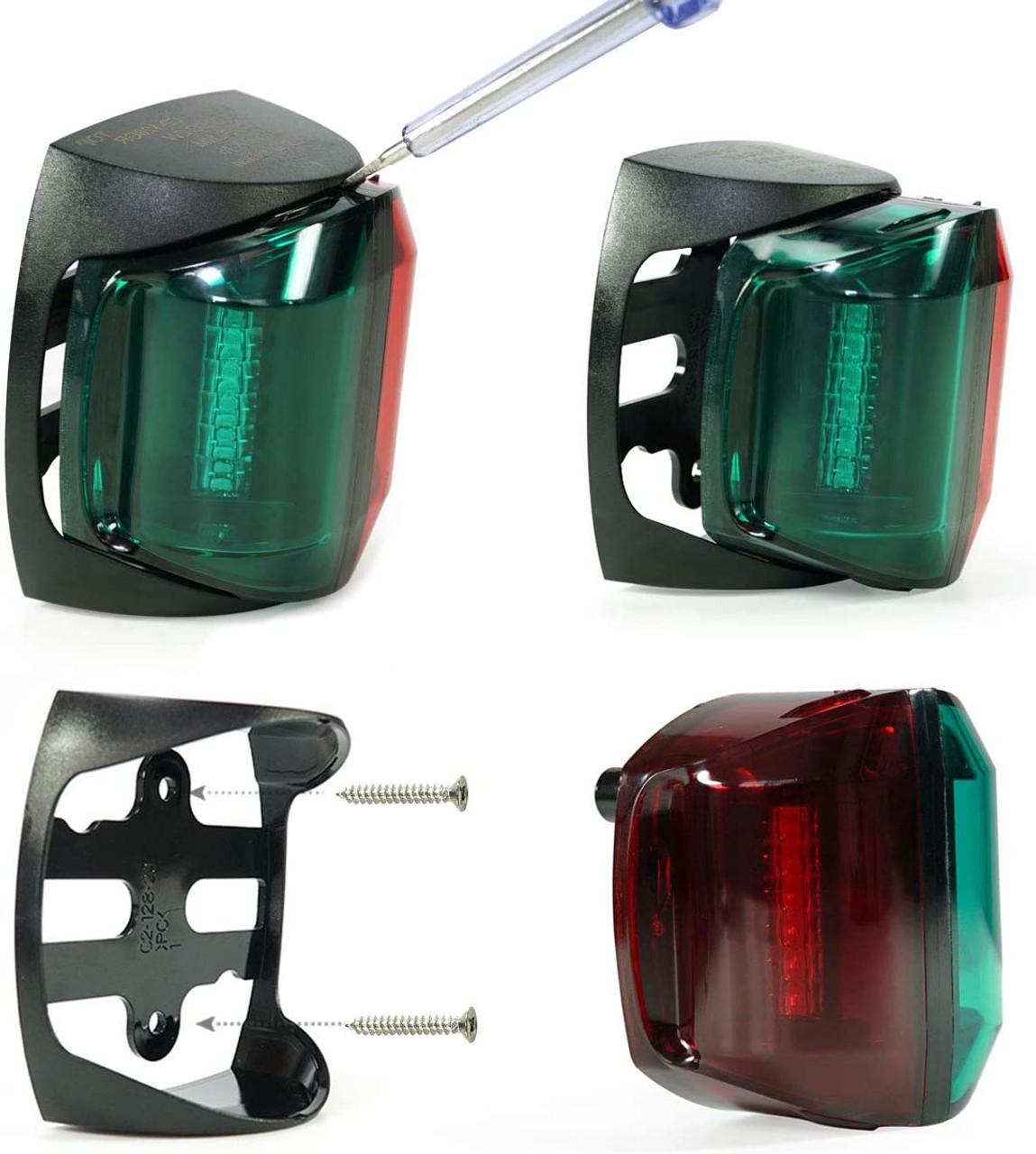 LED Bi-Color Navigation Light
