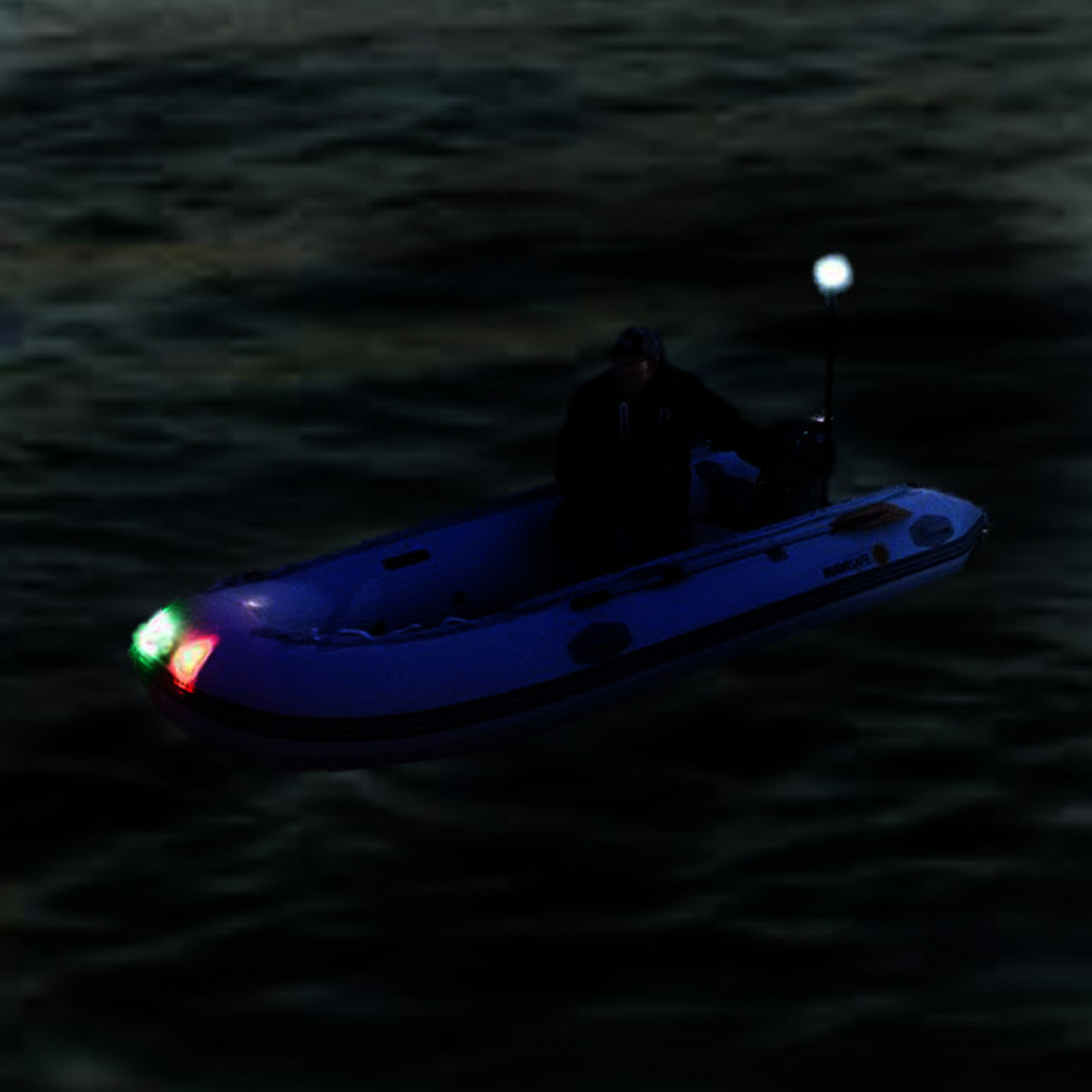 LED Navigation Light Kit for Dinghy
