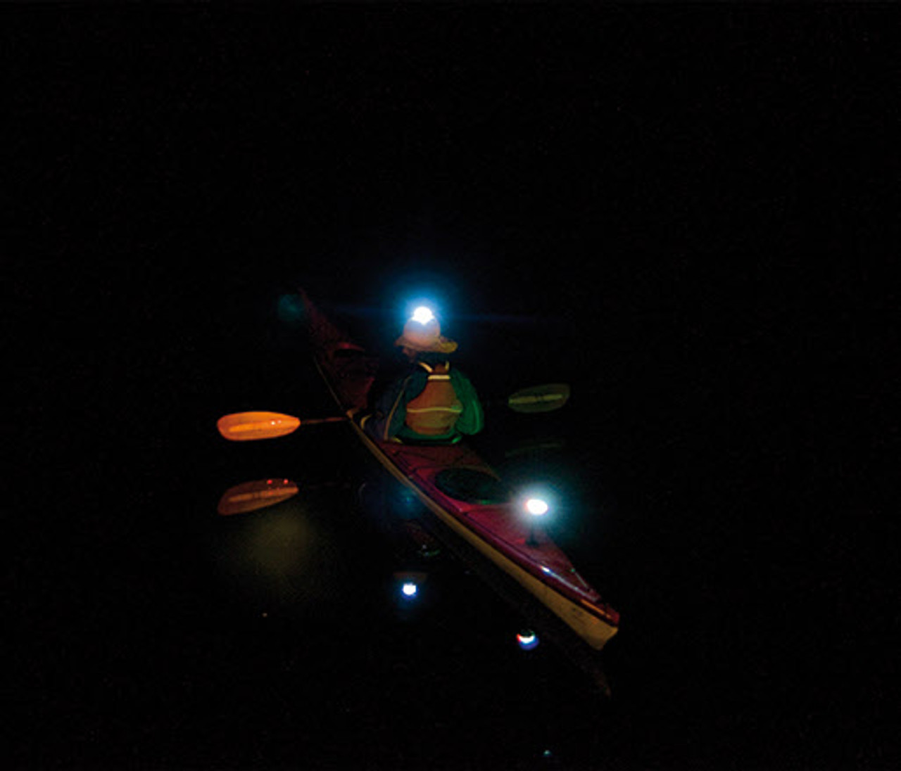 A great LED Kayak Light!