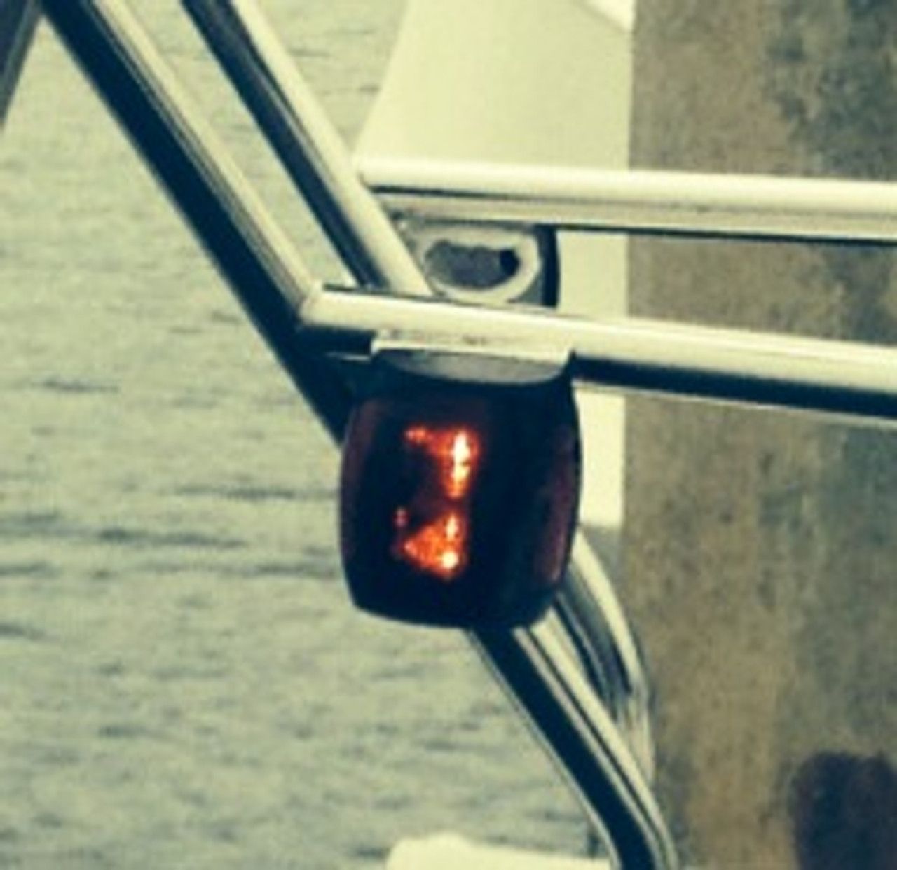 LED Port/Starboard Navigation Side Lights