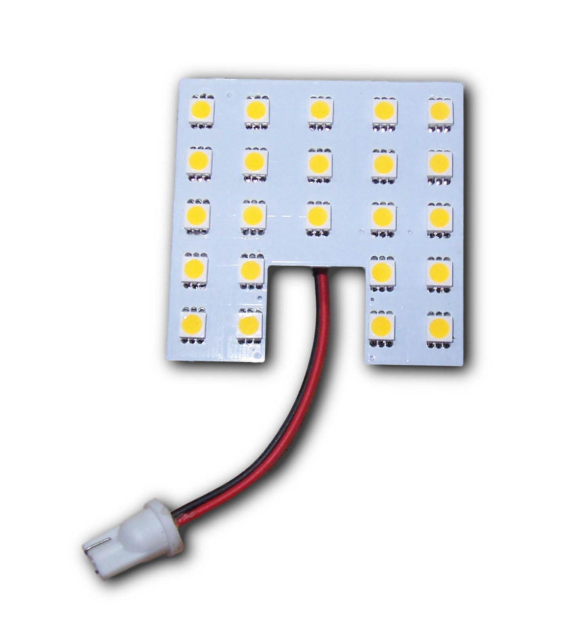 T10 Wedge Base LED (W2.1x9.5d) Example