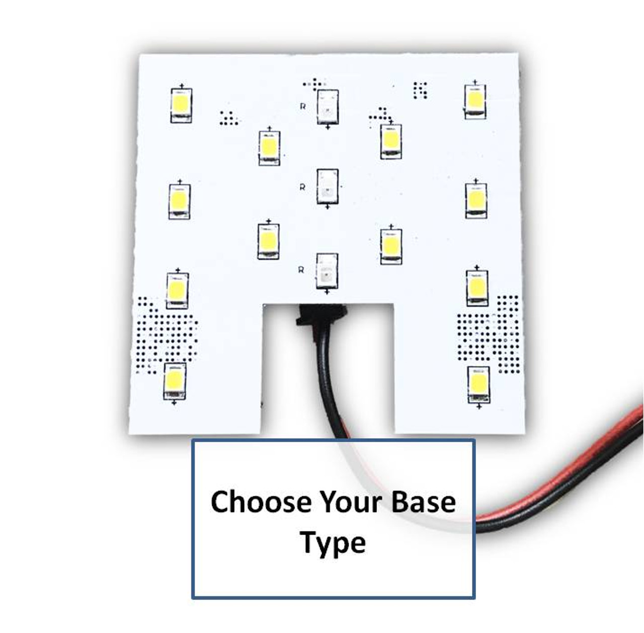 Terrific Red White Switchable Led For Dome Lights Wiring 101 Bdelwellnesstrialsorg