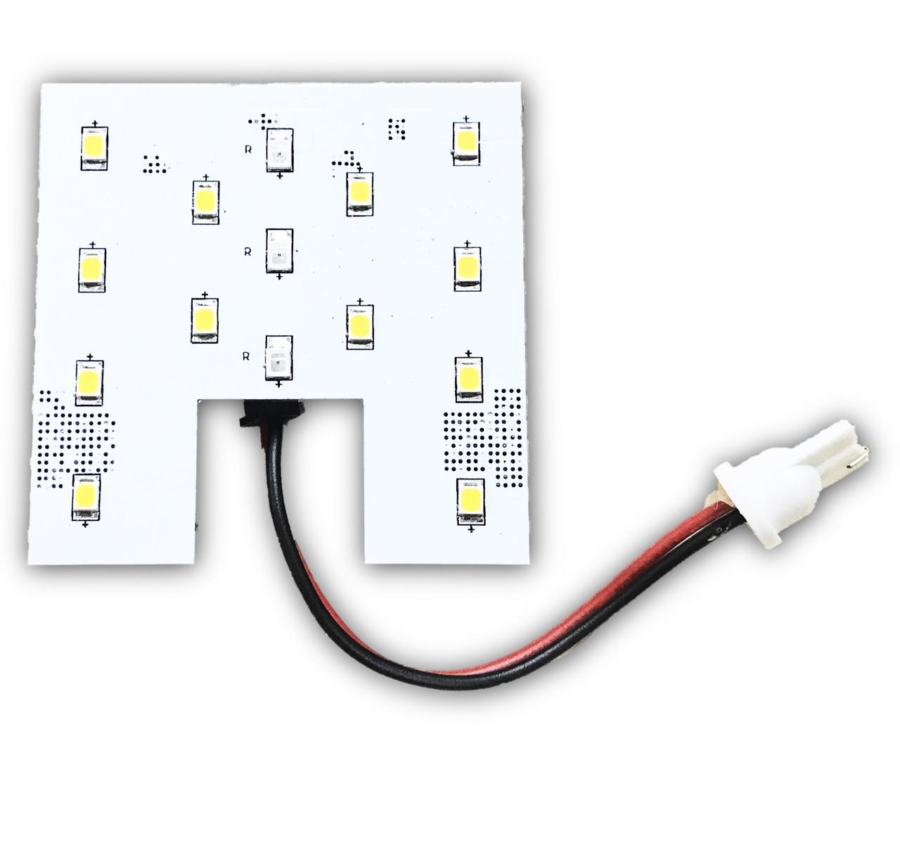 Example Wedge Base LED