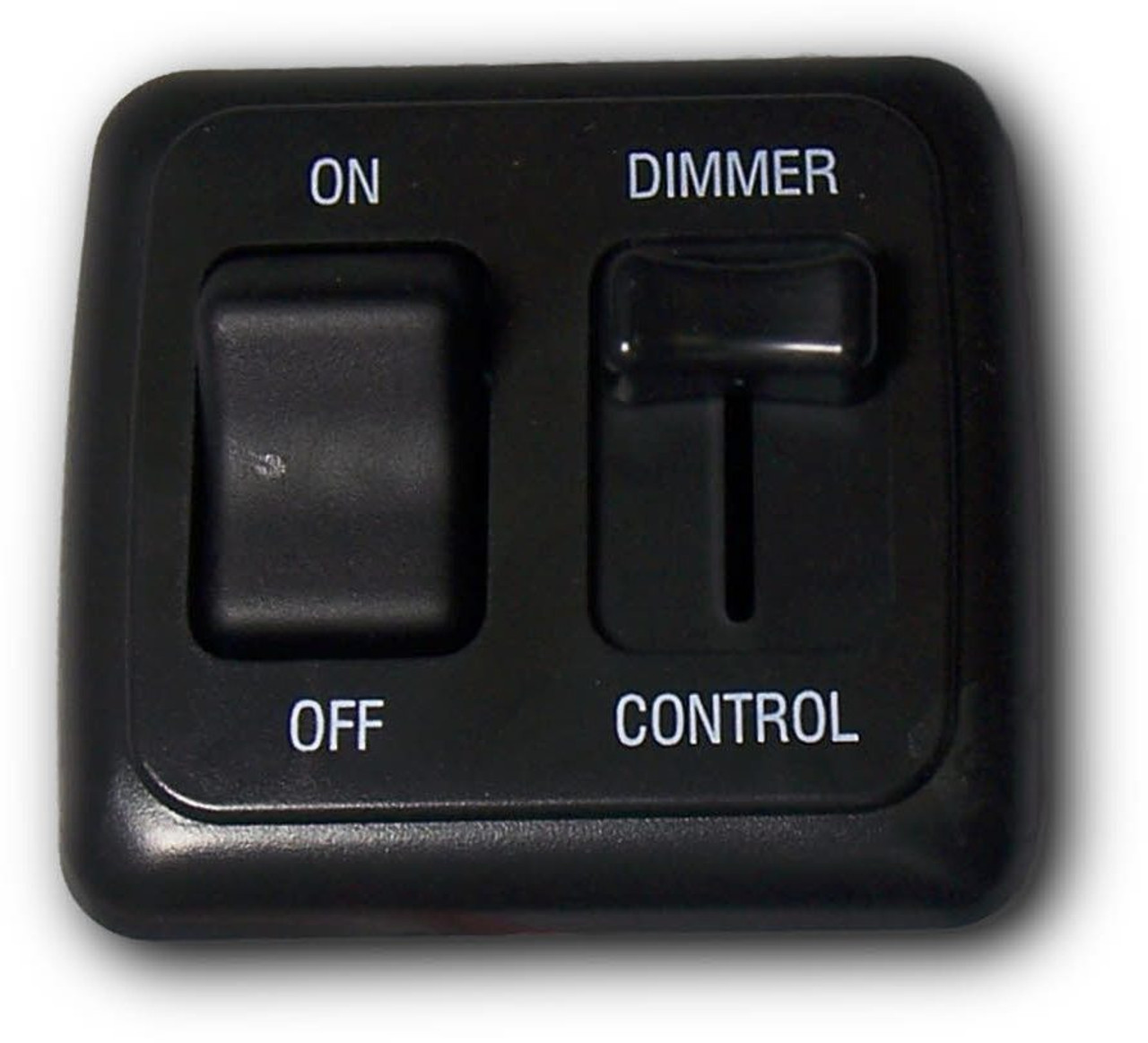 12VDC LED Slide Dimmer with Switch