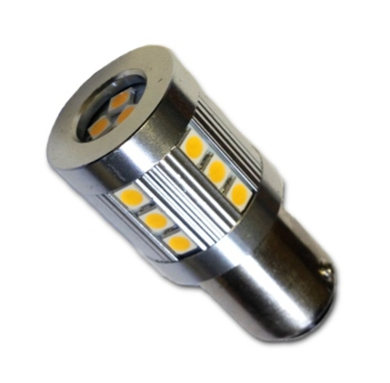 Ultra-Bright 21-LED Bayonet available in Single and Double Contact