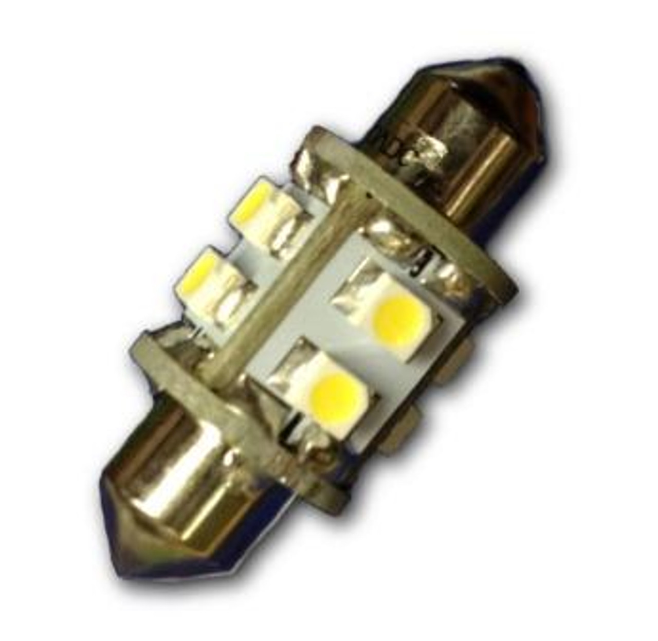 8-LED Isotropic 31mm Festoon Bulb