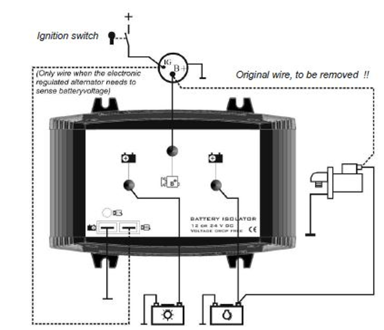 battery isolator wiring diagram with converter cristec mosfet marine battery isolator  cristec mosfet marine battery isolator