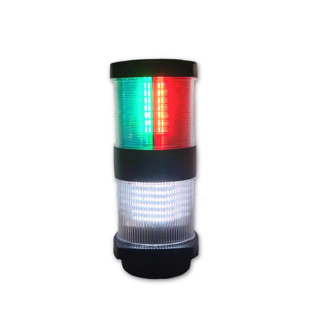 LED Tri-Color Navigation Lamp