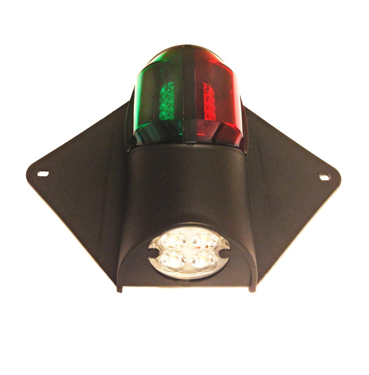 Mast mounted LED light for Beneteau Oceanis