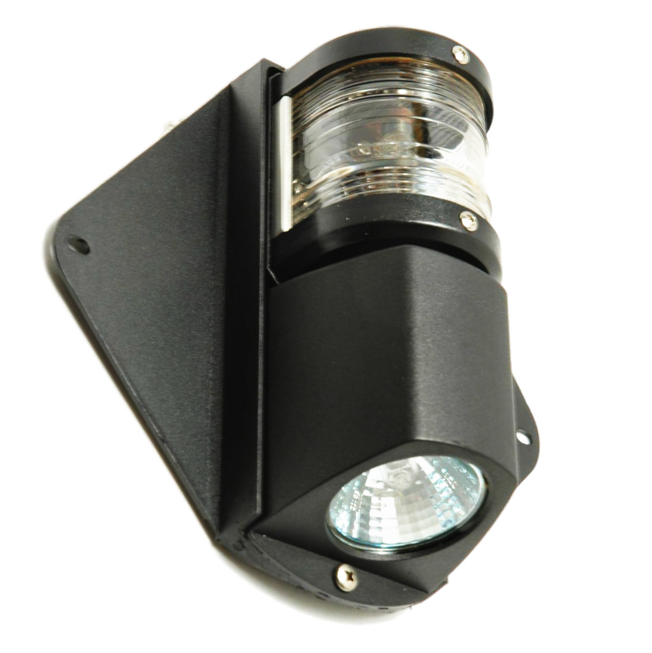 Foredeck Light with Steaming (Masthead) Light