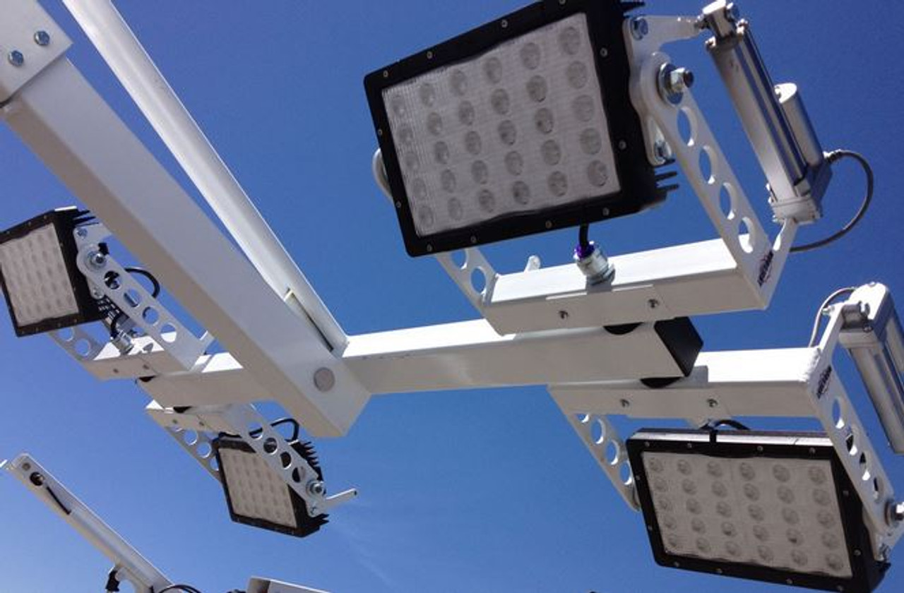 Commercial LED Work Lights for Professional Workboats and Fishing Fleets