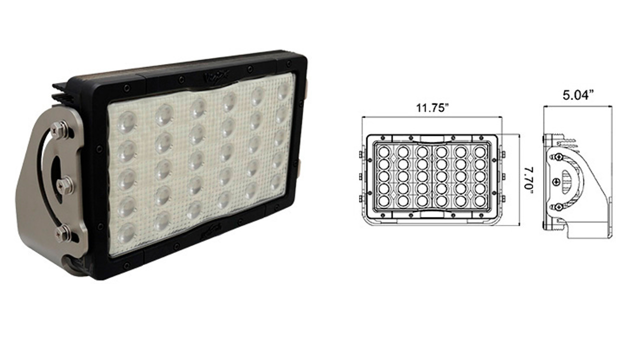 High Pressure Sodium (HPS) LED Replacements for fishing boats and fleets