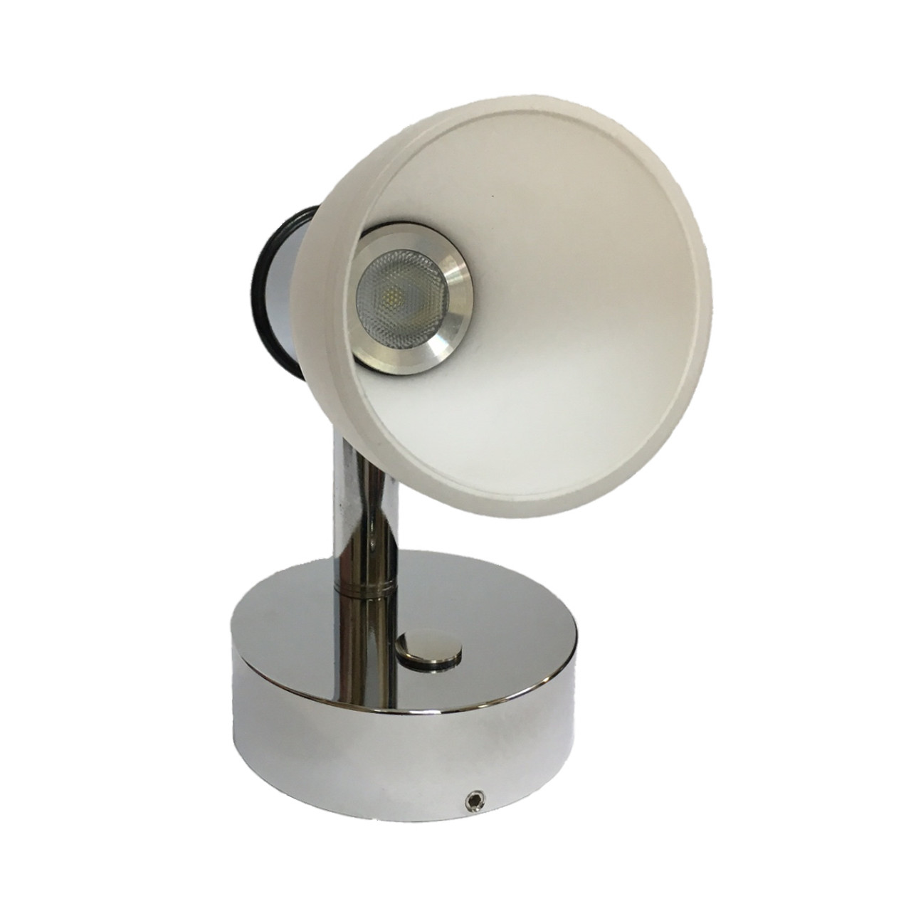 Reading light for yachts