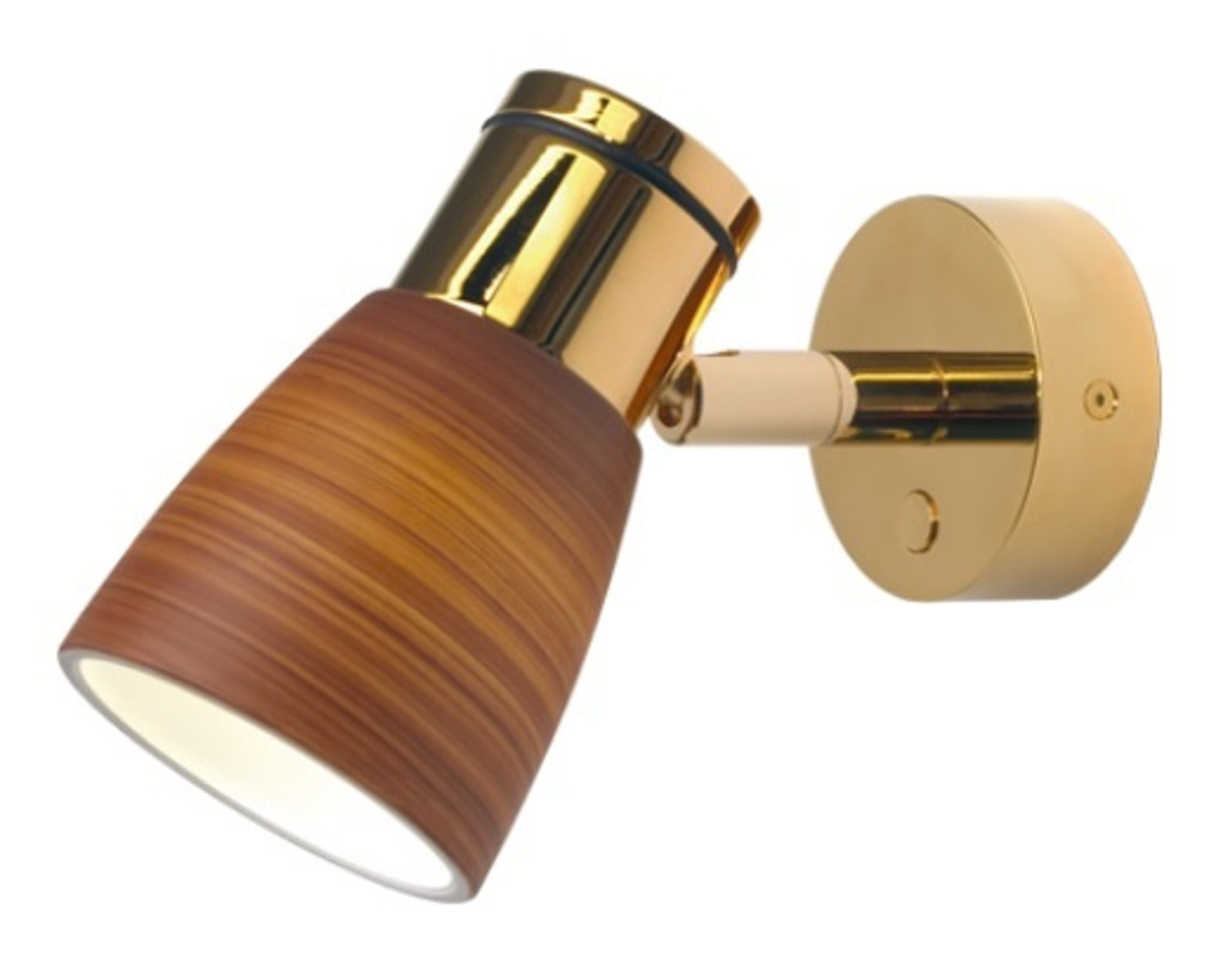 3W LED Cabin Reading Light with Touch Dimming
