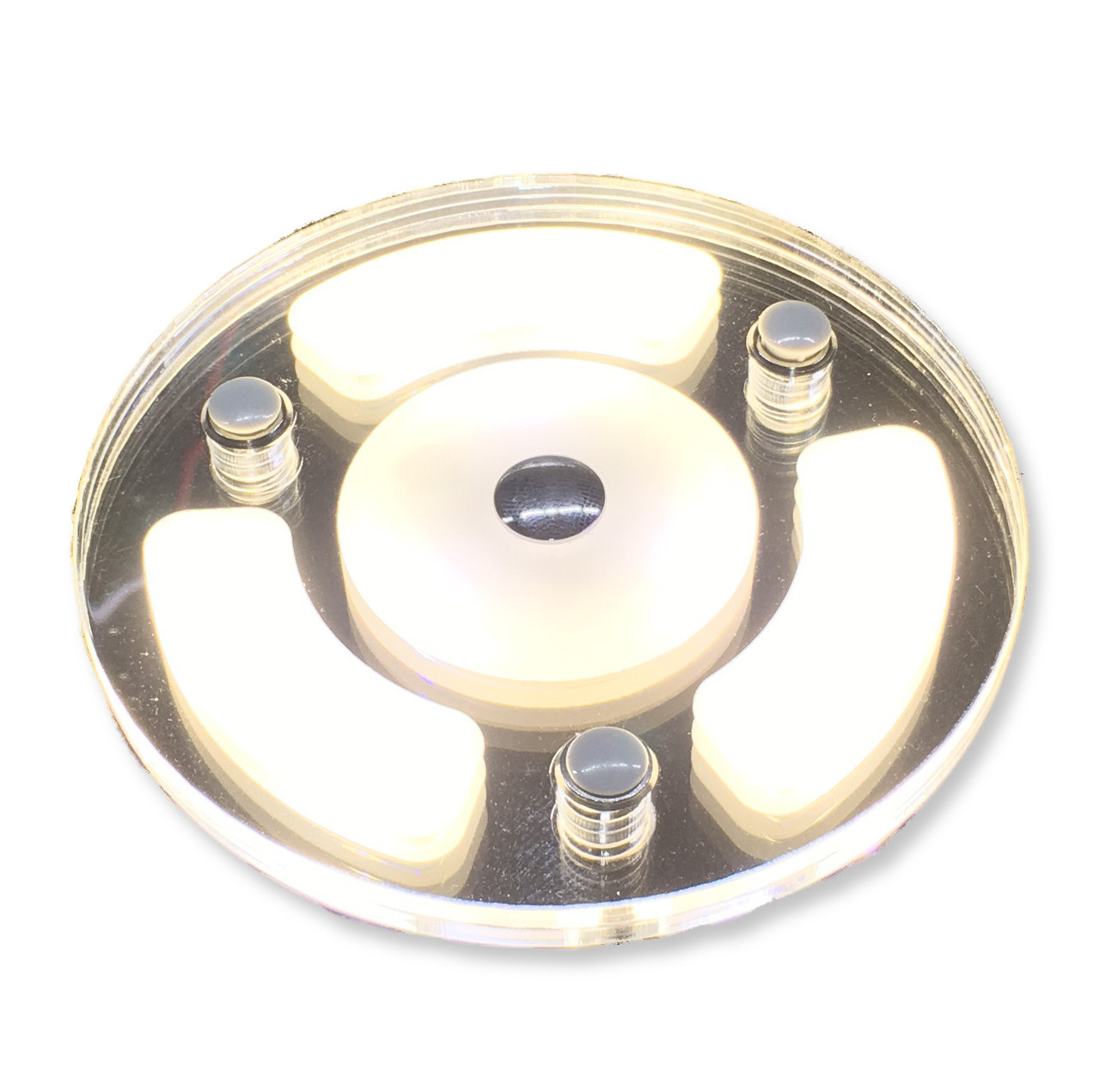 Round LED Panel Dome Light