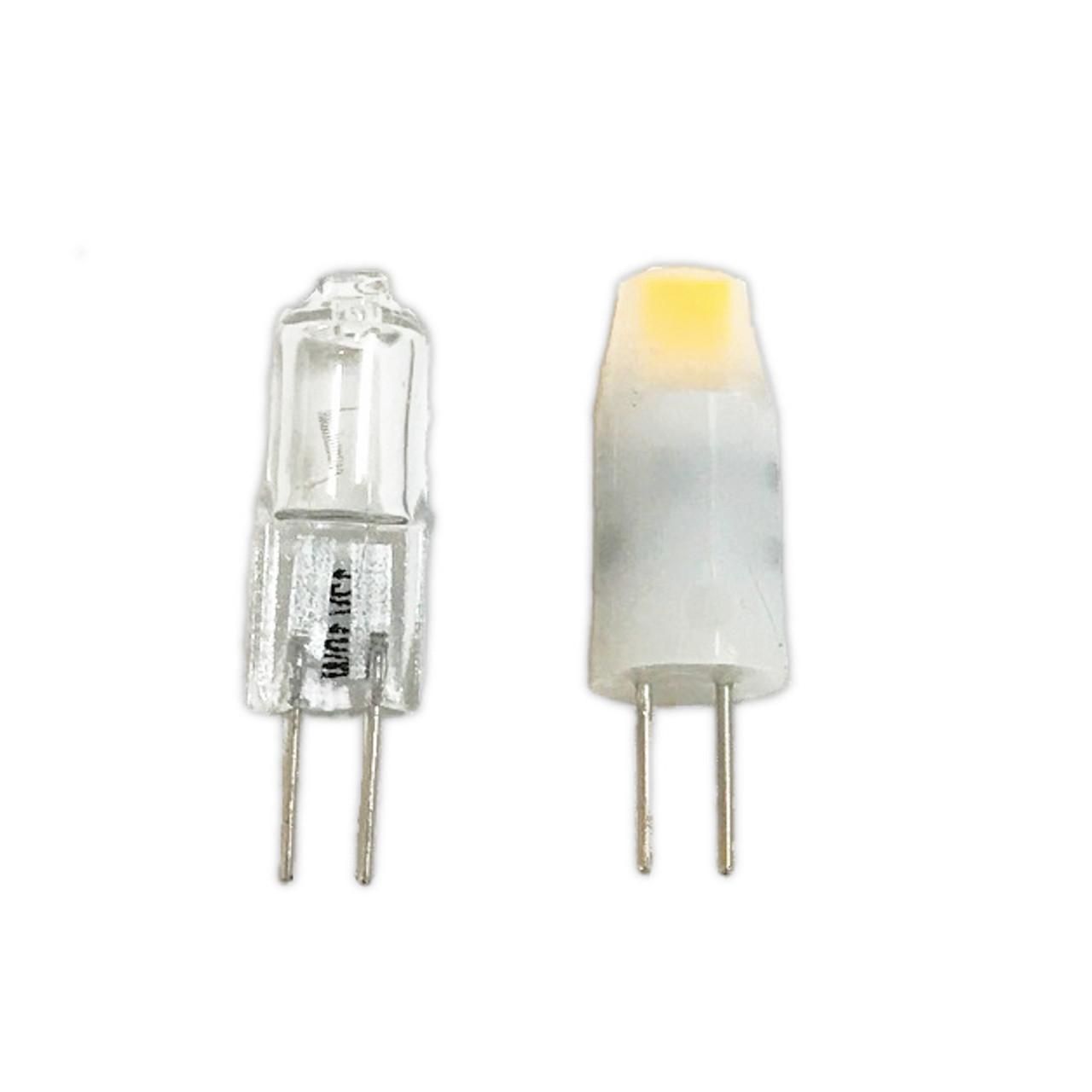 G4 Led Bulb >> 12v 24v Waterproof G4 Led Bulb Cob Led 1 2w 120 Lumens