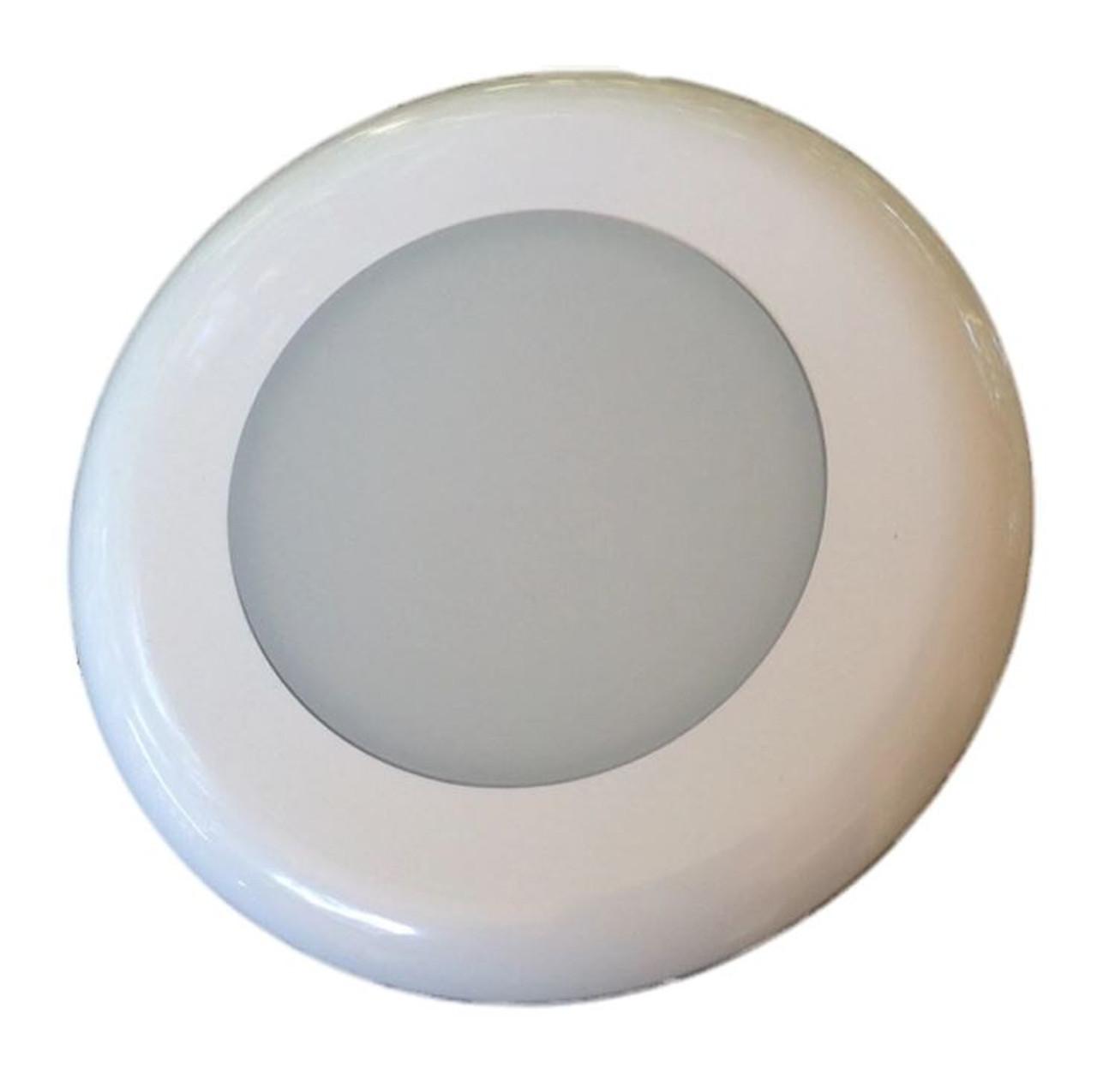 White Bezel Option