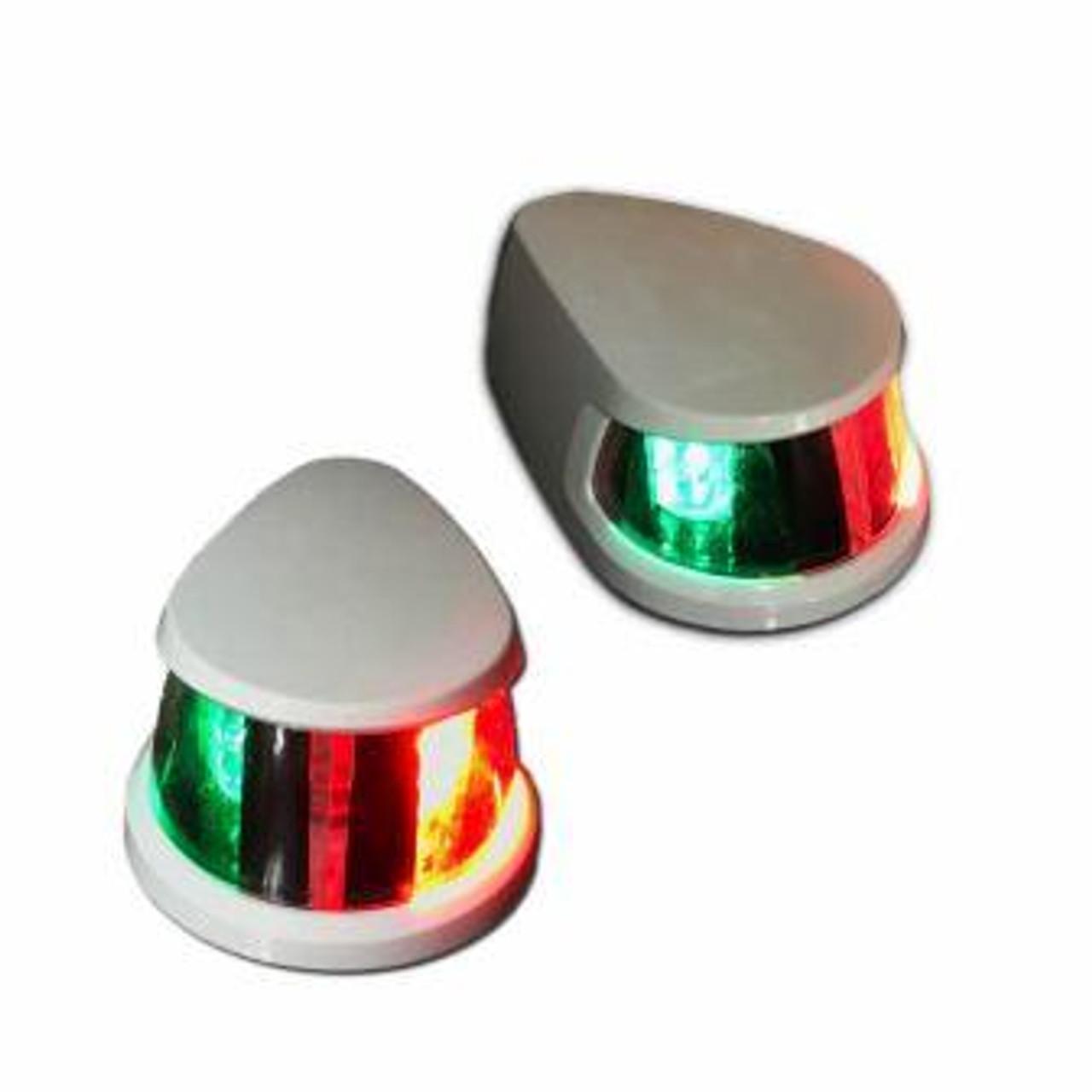 LED Bi-Color Navigation Lights 12V/24V