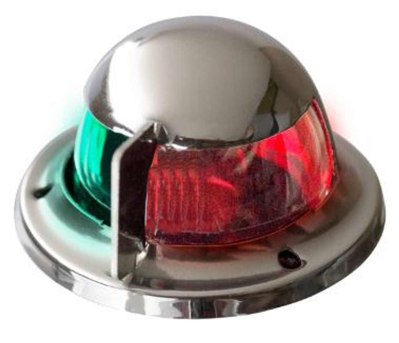 LED Bow Light Red Green