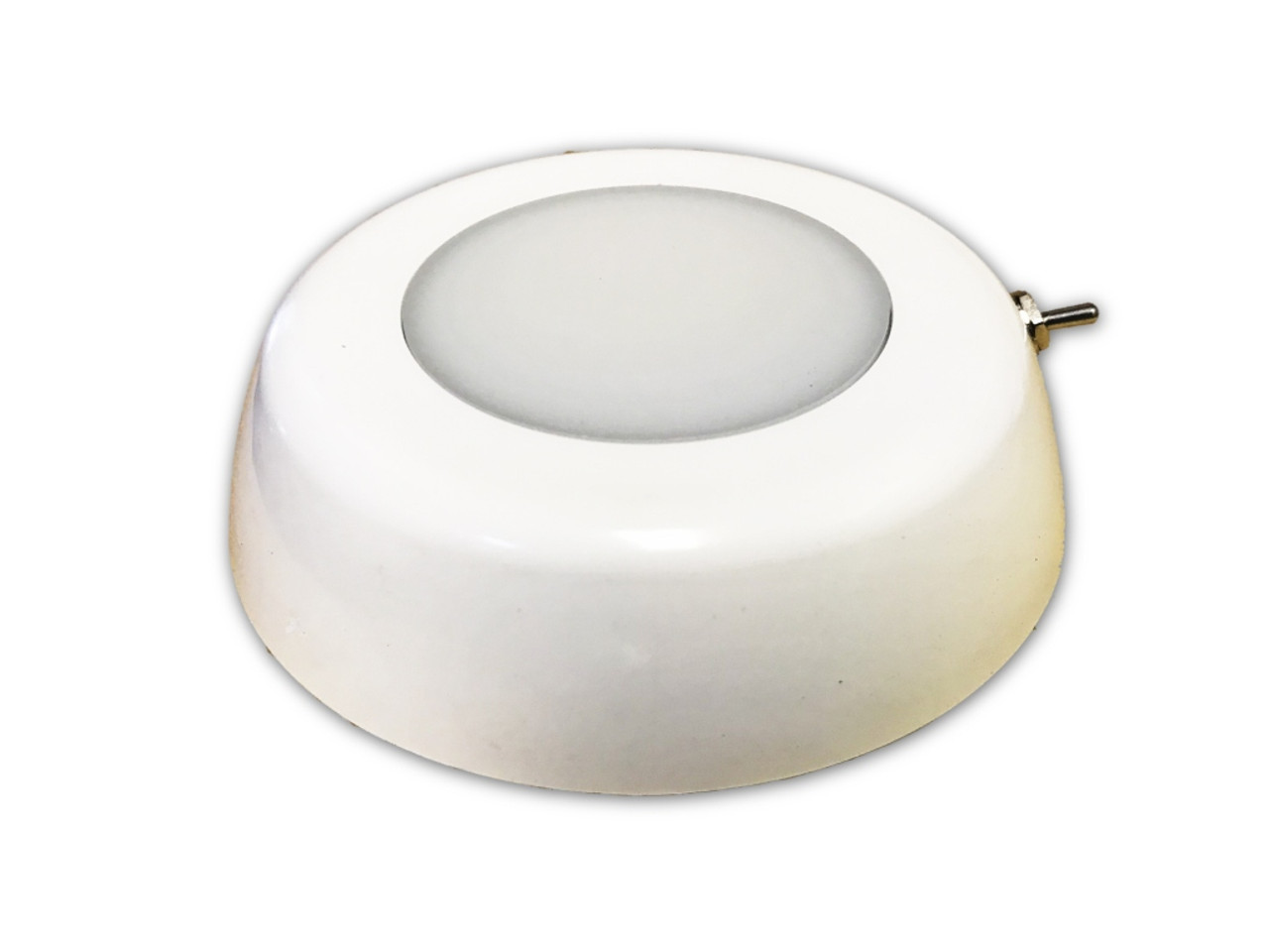 Dual Color Blue/White LED Dome Light with Switch