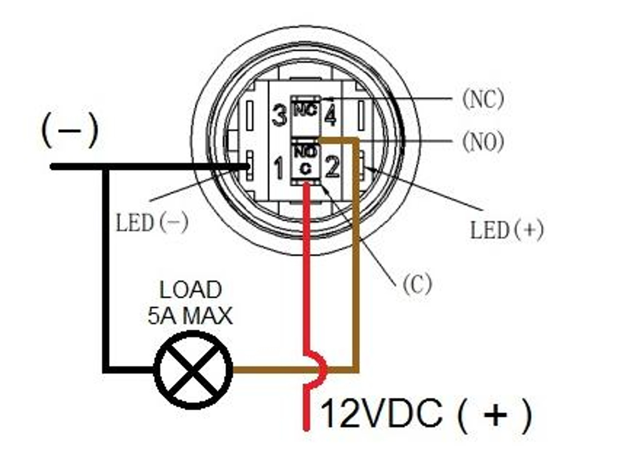 Switch Connections as wired